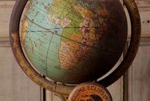 globe 地球儀