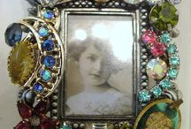 Jewelery Art / On Frames