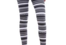 Ladies Leggings / Дамските клинове, които нашият специализиран онлайн магазин за дамски дрехи, обувки и аксесоари ви представя са в различни цветове.  Вие имате възможност да избирате между ярки, свежи или по-пастелни, неутрални варианти. Всичко зависи от вашия личен вкус и стил. За дамите, които обичат по-ефектната визия представяме клинове от еко кожа и промазан черен или класически деним. Не липсват и модели с фигурални и флорални мотиви. / by Damski Drehi