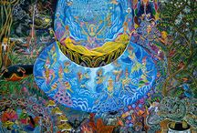 Pablo Amaringo festményei