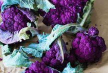 Purple Veggies & Fruit