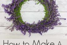 Lavender / Take a deep breathe smell the calming scent..a moment of well-being!