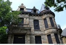 Haunted Real Estate / Haunts all around the world