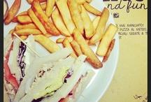 Clubsandwich / #mitico #clubsandwich del #chickenco: galletto, uovo, formaggio,pomodoro,insalata,radicchio,zu cchine,maionese,senape e pane in casseruola: una #strepitosa #specialità e #novità!