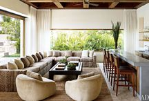 DESIGNBX |  Celebrity Interiors / How do the famous live