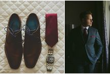Dapper Looks / Sharp style ideas for the groom-to-be