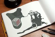 Work / My illustrations