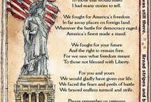 4th of July, 9-11-01, Memorial Day, Veterans Day, Let FREEDOM Ring!...