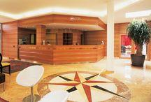 Hotel Coronado / Anche il moderno e raffinato hotel Coronado è una realizzazione firmata Concreta! Scopri di più su www.concretasrl.com/view/progetti/hotel-coronado e sul nostro blog www.blog.concretasrl.com/hotel-coronado-mendrisio/