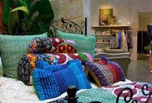 Boho home decor / by Mary Osborne