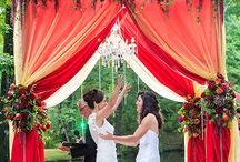 Arches and Chuppah Inspiration