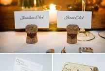 Esküvőszervezés - ültetőkártya