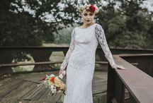 Matrimonio tema gotico