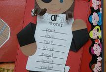 R Controlled Vowels / by Kelly Feldkamp