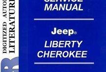 Jeep Cherokee / Liberty Service Manuals