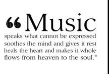MUSIC / by Jodi Robichaud