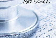 (Med) school things