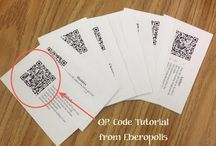 Teaching with QR Codes