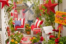 Porches / Porches & Patios / by Southern Belle Charm