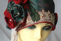 vintage / schöne kleidung und schöne farben