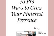 Pinterest Tips for Small Business