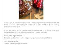 RECIPES / www.dulceandoando.blogspot.com.es