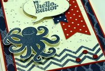Stampin Up - Sea Street / by Becca Matlock