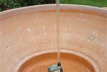 hjemmelagd fontene...
