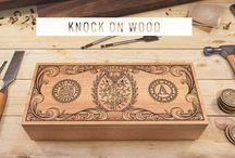 Woodwork / by Yomyam React