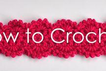 Learning to crochet / by Nicole Bittermann