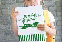 School days / by Becky Bonds