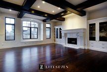 Oh-So-Grande Living Rooms / Living Room Design & Decor