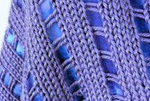 Machine Knitting / Inspiration & Techniques