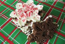 "Christmas Baking / All those sweet treats for Christmas including ""Cookies for Santa""!"