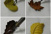 listy kvetove,stromy keramika
