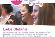 dm-Marken Camp Beauty 2014 / dm-Marken Camp Beauty 2014 - ich bin dabei!!!