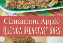 Apple Cinnamon foods