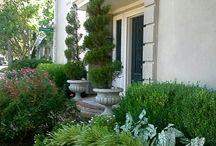 landscape design front of house
