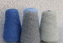 Pigouinos Yarn for Knitting on Cones / Knitting yarn on cones, so that you don't have to deal with a lot of ends, easy to care for and reasonably priced.