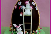 Pascua. Easter.