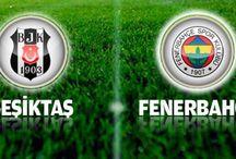Fenerbahçe Beşiktaş Derbi Maçı Resimleri / Fenerbahçe ve Beşiktaş Derbi Maçına ait Resimleri