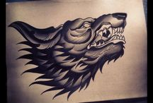 Tattoos for Nick and Charlie / This tattoos are so cool and awesome