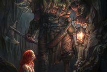 fantasy icon story