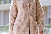 Tuniki, sukienki, płaszcze