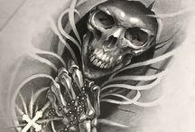 Tattoos of Art