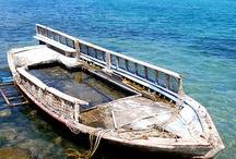 Lodě, moře