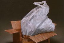 Still Life / Naturaleza Muerta / Oil Paintings - Pinturas al oleo Realism - Realismo