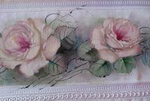 Rosas e outros , pinturas !!!