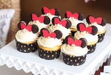 Party ve stylu minnie mouse