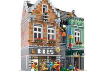 Lego Modular Building Ideas